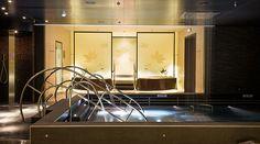 Princess Cruises - Royal Princess Lotus Spa. The Enclave