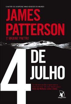 James Patterson – 4 de julho