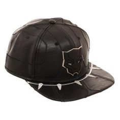 sports shoes 36470 76217 Black Panther Suit Up Snapback