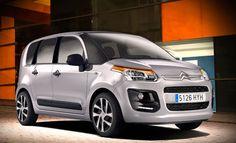 Citroën 'refresca' la gama del C3 Picasso con la serie especial Tonic | QuintaMarcha.com