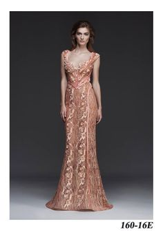 Exquisite Dress Collection From Mireille Dagher Fall Winter 2015-2016