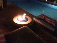 Fire at night Stay Warm, Tea Lights, Fire, Candles, Night, Candy, Candle, Tea Light Candles, Pillar Candles