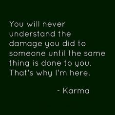 Karma Quotes 7 Karma Quotes That Will Enlight Your Life …  Soul  P…