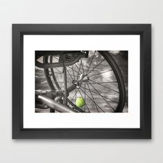 Caught Framed Art Print by Fiona & Paul Photography and Digital Art - $35.00