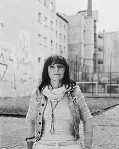 ☢ Christiane F. in 2013 Bowie, Zoo Station, Louise Brooks, Berlin, Winter Jackets, Beautiful Women, Hero, Christian, Photography