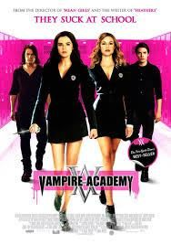 Review of Vampire Academy Movie