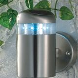 LED stainless steel outdoor light,widely used on the wall.1. Superbright LED2. Stainless steel cover aluminium body plastic