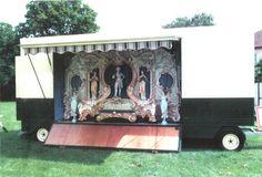 A. Ruth and Sohn Fairground Organ