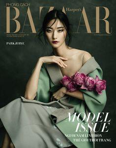 Harper's Bazaar Vietnam Cover - Ji Hye Park