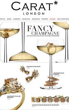 Carat London - Fancy Champagne
