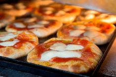 Italian Dishes, Italian Recipes, Focaccia Pizza, Small Pizza, Pizza Dough, Original Recipe, Cooking Time, Street Food, Finger Foods
