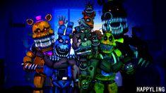 SFM FNAF] Five nights at Freddy's 4 by Happyling on DeviantArt