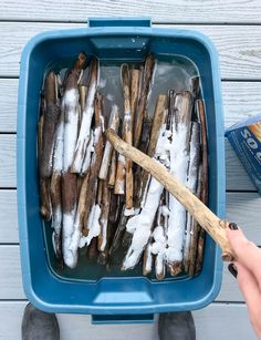 How To Clean & Disinfect Driftwood for Crafting - A Pretty Fix Seashell Crafts, Beach Crafts, Home Crafts, Fun Crafts, Driftwood Sculpture, Driftwood Art, Driftwood Wreath, Painted Driftwood, Driftwood Projects