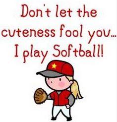 softball+quotes | softball player # softball