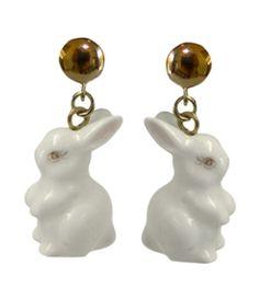 Nach Mini Rabbit Earring