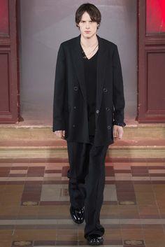 Lanvin Fall 2015 Menswear - Collection - Gallery - Style.com