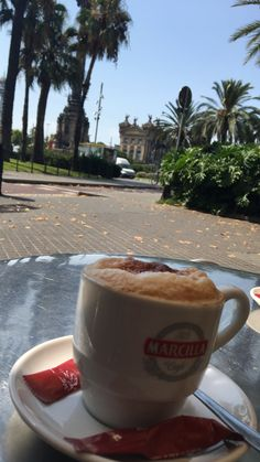 Coffee with view, whats more