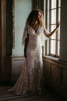 Vesper gown — Elizabeth Dye