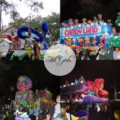 The all-girl parades in our comprehensive Mardi Gras krewe guide! #NOLA #MardiGras