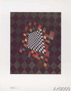Wassily Kandinsky - Quadrat