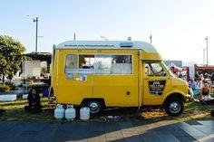 Little Yellow Food Truck