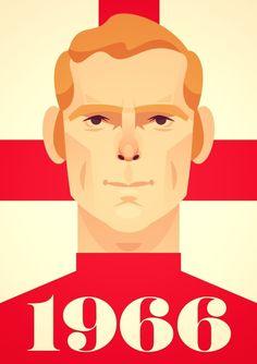 Robert Frederick Chelsea «Bobby» Moore, OBE (12 de abril de 1941 - 24 de febrero de 1993) fue un futbolista inglés de gran calidad técnica, considerado uno de los mejores defensas de la historia, capitaneó a West Ham United por alrededor de 10 años, y fue capitán de la selección de fútbol de Inglaterra en la Copa del Mundo de 1966, realizada en ese país.