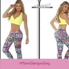 #leggins BODY SOUL nuevos modelos ya en tiendas: plaza exhimoda y gran plaza o en modacolombiana.mx #fashionaddict #modamexico