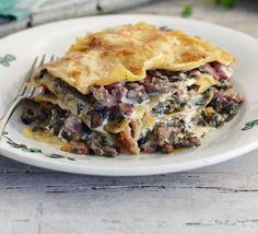 Vincisgrassi (pasta baked with parma ham) recipe - Recipes - BBC Good Food