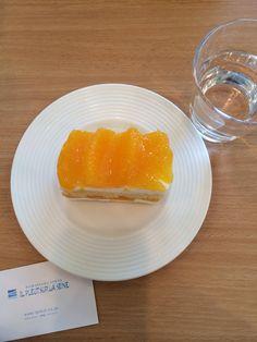 Japanese orange cake Japanese, Fish, Orange, Cake, Pie Cake, Pastel, Japanese Language, Pisces, Cakes
