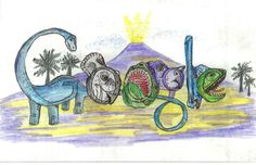 I'd visit dinosaurs time  Paulius G, Alsip, IL, Grade 2 <3