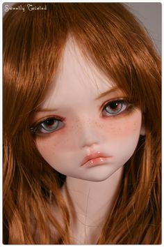 Doll in Mind Luria - face-up