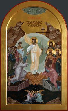 • Scene biblice - ursutz : gabi : pictura Religious Icons, Religious Art, Trinidad, Roman Church, Christ Is Risen, Life Of Christ, Holy Quotes, Byzantine Icons, Orthodox Icons