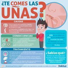 Te comes las uñas?. Infografía