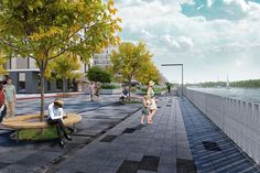 River Park Waterfront Reconstruction - Picture gallery