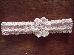 Girly Headband pattern by Punto Reves