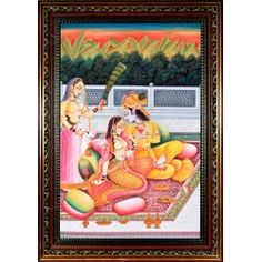 Buy beautiful handmade paintings online at low prices in India .Shilp bazaar offer a wide range of designer artistic paintings .More information please visit our site : https://shilpbazaar.com