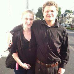 Patrick and Jen
