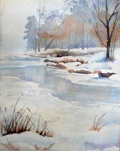 Ice Creek, Heidi Reeves