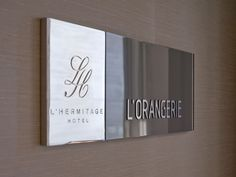 hotel signage - Google Search