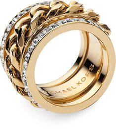 Michael Kors Stack Ring