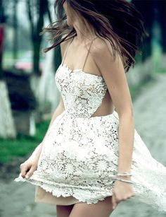 lace dress #soleilblue