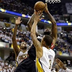 » NBA playoff odds: Miami Heat at Indiana Pacers, Game 4