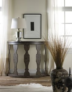 front hall console table?