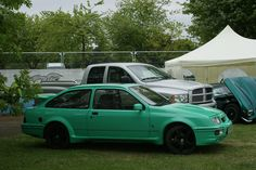 https://flic.kr/p/86P9Vx | Motorsport at Crystal Palace May 31st 2010 | Ford Sierra XR4i