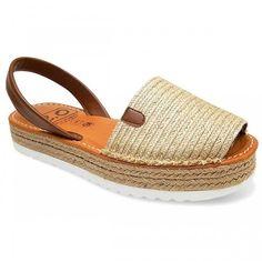 Sandale AVARCA din Iuta si Piele Naturala cu talpa dubla Espadrilles, Shoes, Fashion, Sandals, Espadrilles Outfit, Moda, Zapatos, Shoes Outlet, Fasion
