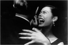When in Doubt Click - Garry Winogrand and try to keep cropping to a minimum