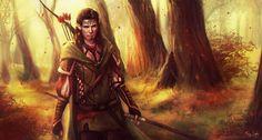 Dalish elf dragon age, http://smilika.deviantart.com/art/Don-t-bother-me-262912777