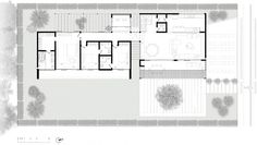 Best House Plans, House Floor Plans, Blue Tower, Resort Villa, Cool House Designs, House In The Woods, Good House, Small Living, Townhouse