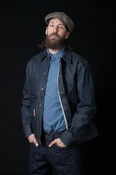 Our Pick Of The Week: The Tellason Coverall Jacket 12,5 Oz