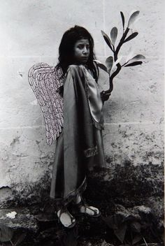 Graciela Iturbide - Angelito Mexicano, 1984
